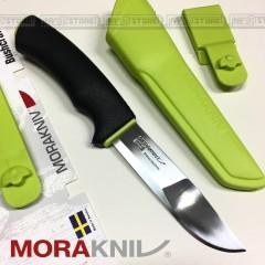 KNIFE COLTELLO MORA MORAKNIV BUSHCRAFT SL CACCIA PESCA SURVIVOR SURVIVAL CAMPING