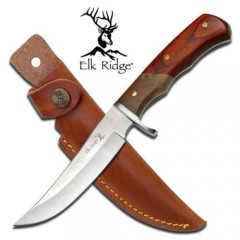 KNIFE COLTELLO DA CACCIA ELK RIDGE PRO 085 PESCA HUNTING SURVIVOR SURVIVAL