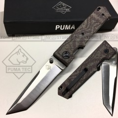 KNIFE COLTELLO PUMA TEC 0611 INOX D2 PRIMO SOCCORSO EMERGENCY EMT CACCIA PESCA