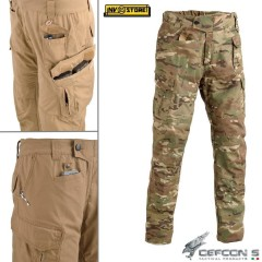 Pantaloni DEFCON 5 Panther Outdoor Tactical Pants RIP-STOP Militare Softair MC