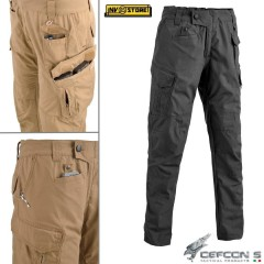 Pantaloni DEFCON 5 Panther Outdoor Tactical Pants RIP-STOP Militare Softair BK