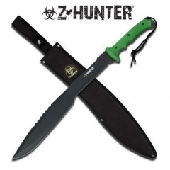 KNIFE COLTELLO DA CACCIA Z-HUNTER 011 SURVIVOR SURVIVAL JUNGLE KUKRI HUNTING