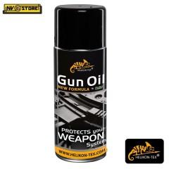 Olio Spray per Lubrificazione Pulizia di Armi Pistole HELIKON-TEX GUN OIL 400 ml