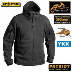 Felpa HELIKON-TEX PATRIOT Tactical Fleece Pile Caccia Softair Militare Outdoor B
