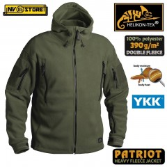Felpa HELIKON-TEX PATRIOT Tactical Fleece Pile Caccia Softair Militare Outdoor O