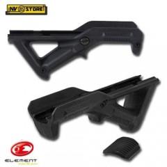 Impugnatura Angolare Angled Fore Grip 2.0 per Fucile Softair Fissa Maniglia BK