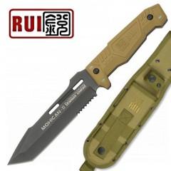 KNIFE COLTELLO CACCIA RUI K25 31995 SURVIVOR SOPRAVVIVENZA CAMPEGGIO STILE RAMBO