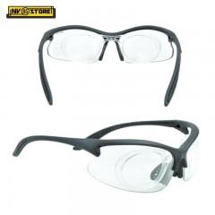 Occhiali Protettivi Trasparenti con Supporto per Lenti Graduate da Softair BK