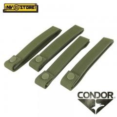 Fascetta Fasce Ricambio per Sistema MOLLE CONDOR Nylon 1000D Gilet Tattico OD