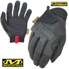 Guanti MECHANIX Specialty GRIP Antiscivolo Tactical Gloves Militari Security BK