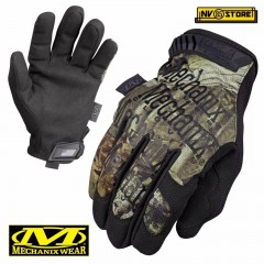 Guanti MECHANIX Original Mossy Oak® Tactical Gloves Softair Antiscivolo Caccia