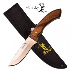 KNIFE COLTELLO DA CACCIA ELK RIDGE PRO 556 PESCA HUNTING SURVIVOR SURVIVAL