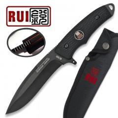 KNIFE COLTELLO CACCIA RUI K25 31873 SURVIVOR SOPRAVVIVENZA CAMPEGGIO STILE RAMBO