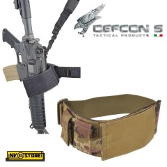 WEAPON CATCH DEFCON 5 FERMA ARMA PER TRASPORTO VERTICALE VEGETATO ITALIANO