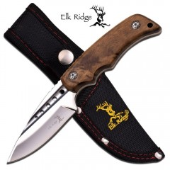KNIFE COLTELLO DA CACCIA ELK RIDGE PRO 535 PESCA HUNTING SURVIVOR SURVIVAL