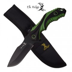 KNIFE COLTELLO DA CACCIA ELK RIDGE PRO 564 PESCA HUNTING SURVIVOR SURVIVAL