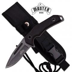 KNIFE COLTELLO DA CACCIA MASTER 1131 SURVIVOR CAMPEGGIO SOPRAVVIVENZA SURVIVAL