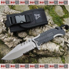 KNIFE COLTELLO RUI K25 19586 EMT PRIMO SOCCORSO EMERGENCY CACCIA PESCA SURVIVOR