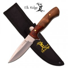 KNIFE COLTELLO DA CACCIA ELK RIDGE PRO 557 PESCA HUNTING SURVIVOR SURVIVAL