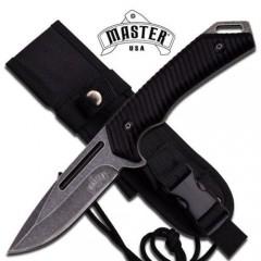 KNIFE COLTELLO DA CACCIA MASTER 1130 SURVIVOR CAMPEGGIO SOPRAVVIVENZA SURVIVAL
