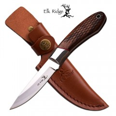 KNIFE COLTELLO DA CACCIA ELK RIDGE PRO 561 PESCA HUNTING SURVIVOR SURVIVAL