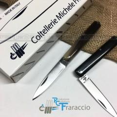 COLTELLO SFILATO SICILIANO MINI ARTIGIANALE FRARACCIO MADE IN ITALY OLIVO 12 cm