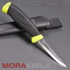 KNIFE COLTELLO MORA MORAKNIV FISHING SCALER 98 CACCIA PESCA PESCATORE SURVIVOR