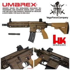VFC HK416 D V2 Fucile Elettrico Heckler & Koch Umarex Dark Earth