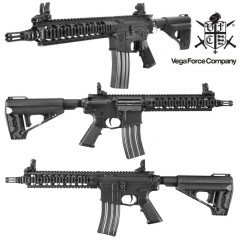 VFC VR16 Fighter CQB MK2 Fucile Elettrico 6mm Black