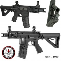 G&G Fire Hawk CM16 Fucile Elettrico Corto CQB Softair