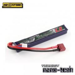 Batteria Lipo TURNIGY NANO TECH 11,1V 1200mAh 15-30C T-DIN per Fucili Softair A