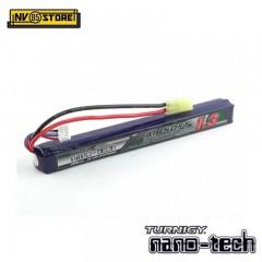 Batteria Lipo TURNIGY NANO TECH 11,1V 1300mAh 25-50C Tamiya per Fucili Softair A