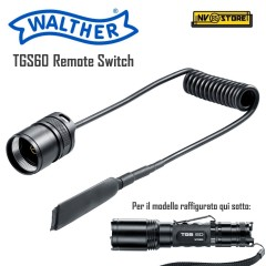 Comando Remoto a Distanza Double Remote Switch L per Torcia WALTHER TGS60 Series