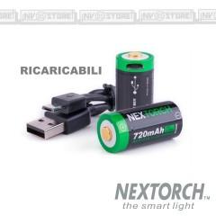 Attacco Magnetico Torcia NEXTORCH Magnetic Mount Universale per Fucile Bici Tubo