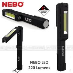 Torcia da Bici NEBO ARC500 BIKE LIGHT Ricaricabile LED 500 Lumens + COB LED