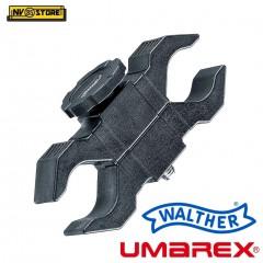 UMAREX Clip Torcia Shotgun WALTHER Attacco Universale MGL per Fucile Bici Tubo