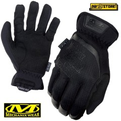 Guanti MECHANIX Fast Fit Tactical Gloves MFF Softair Security Antiscivolo BK