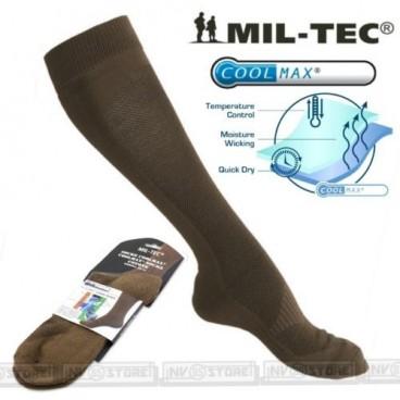 Calze COOLMAX MILTEC Traspiranti Socks Socken 4 STAGIONI Imbottite Tecniche OD