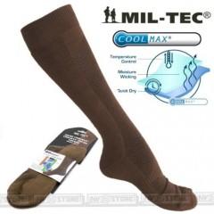 Calze COOLMAX MILTEC Traspiranti Socks Socken 4 STAGIONI Imbottite Tecniche CY