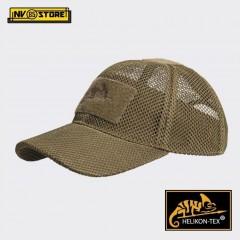 Cappello Berretto Baseball HELIKON-TEX Cap Mesh Militare Softair Caccia CY