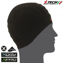 Cappello CAP Berretto Cuffia X-TECH XT99B Made in Italy 100% TRASPIRANTE Outdoor