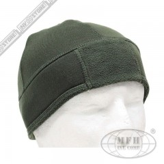 Cappello Militare Berretto Verde OD Green Fleece Softair Caccia Military Cap