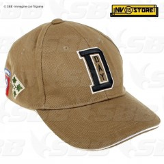 CAPPELLO BERRETTO D-DAY AIRBORNE **ORIGINALE 100%** US ARMY MILITARE SOFTAIR TAN