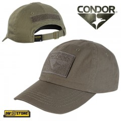 CAPPELLO BERRETTO CONDOR TACTICAL CAP ORIGINALE US ARMY MILITARE SOFTAIR BROWN