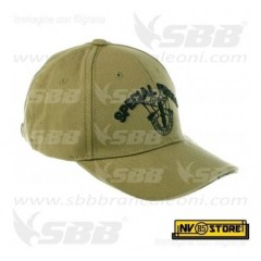 CAPPELLO BERRETTO SPECIAL FORCES **ORIGINALE 100%** US ARMY MILITARE SOFTAIR TAN
