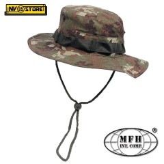 Bush Boonie Hat US GI Cappello Militare Jungle MFH VEGETATO Softair Caccia Cap