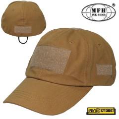 Tactical CAP Cappello Berretto Militare MFH Operation Softair Bosco Caccia CY