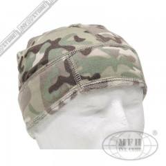 Cappello Militare Berretto MFH MultiCamo OP Fleece Softair Caccia Military Cap