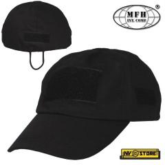 Tactical CAP Cappello Berretto Militare MFH Operation Softair Bosco Caccia BK