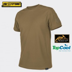 Maglia HELIKON-TEX T-Shirt Tactical Tattica Caccia Softair Militare Outdoor TAN